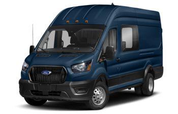 2021 Ford Transit-350 Crew - Blue Jeans Metallic