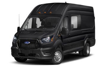 2021 Ford Transit-350 Crew - Agate Black Metallic