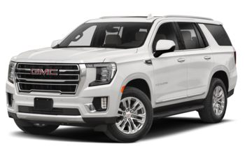 2021 GMC Yukon - Summit White