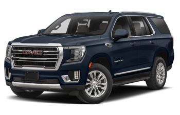 2021 GMC Yukon - Midnight Blue Metallic