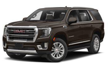 2021 GMC Yukon - Smokey Quartz Metallic