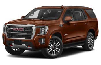 2021 GMC Yukon - Satin Steel Metallic