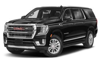 2021 GMC Yukon XL - Onyx Black