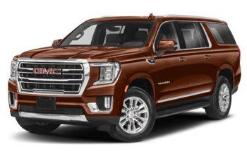 2022 GMC Yukon XL - Redwood Metallic