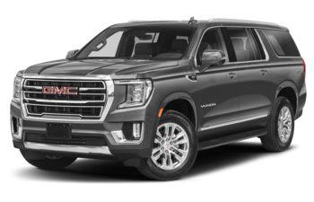 2021 GMC Yukon XL - Satin Steel Metallic
