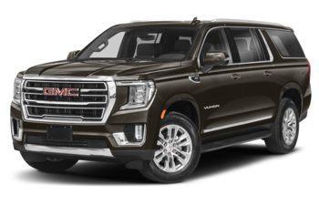 2021 GMC Yukon XL - Midnight Blue Metallic