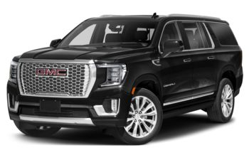 2021 GMC Yukon XL - Cayenne Red Tintcoat