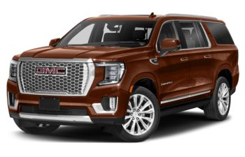 2021 GMC Yukon XL - Satin Steel Metallic