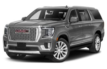 2021 GMC Yukon XL - Summit White