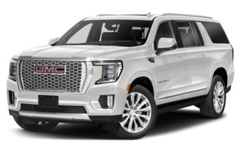 2021 GMC Yukon XL - Onyx Black
