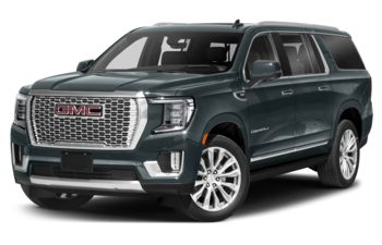 2021 GMC Yukon XL - Hunter Metallic