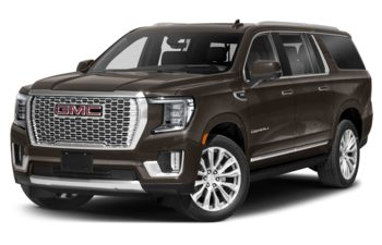 2021 GMC Yukon XL - Smokey Quartz Metallic