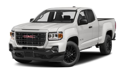 2021 GMC Canyon Elevation Standard