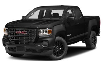 2021 GMC Canyon - Onyx Black
