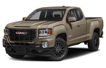 2021 GMC Canyon - Desert Sand Metallic