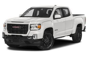 2021 GMC Canyon - Summit White