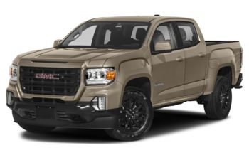 2021 GMC Canyon - Desert Sand Metallic