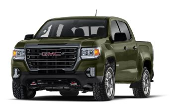 2021 GMC Canyon - Hunter Metallic