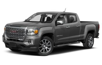 2021 GMC Canyon - Satin Steel Metallic