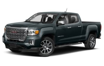 2021 GMC Canyon - Hunter Metallic