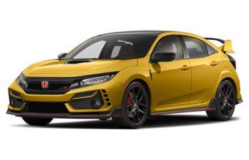 2021 Honda Civic Type R - Phoenix Yellow