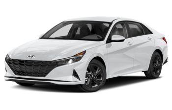 2021 Hyundai Elantra - Polar White