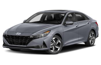 2021 Hyundai Elantra - Electric Shadow