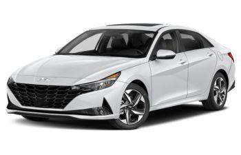 2021 Hyundai Elantra - Electric Shadow