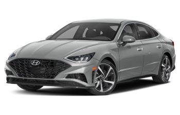 2021 Hyundai Sonata - Shimmering Silver