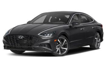 2021 Hyundai Sonata - Twilight Black