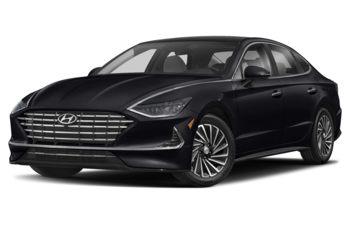 2021 Hyundai Sonata Hybrid - Midnight Black