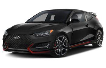 2021 Hyundai Veloster N - Phantom Black