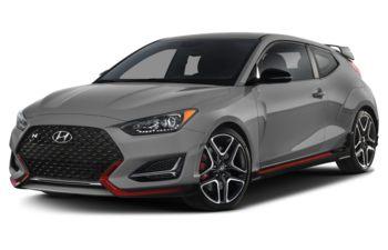 2021 Hyundai Veloster N - Cyber Grey