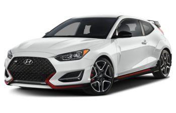 2021 Hyundai Veloster N - Atlas White