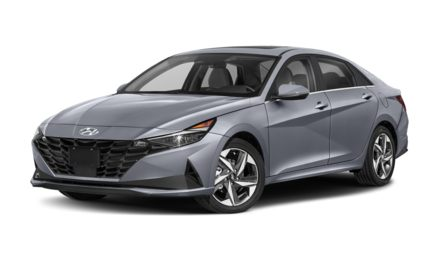 2021 Hyundai Elantra HEV Preferred