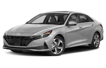 2021 Hyundai Elantra HEV - Cyber Grey