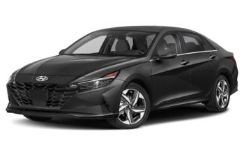 2021 Hyundai Elantra HEV - Space Black