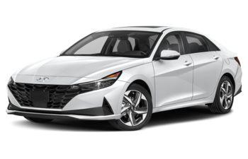 2021 Hyundai Elantra HEV - Polar White