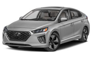 2021 Hyundai Ioniq Hybrid - Typhoon Silver
