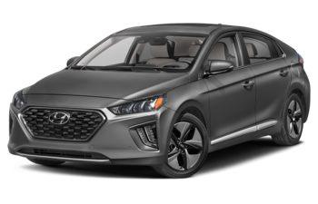2021 Hyundai Ioniq Hybrid - Amazon Grey