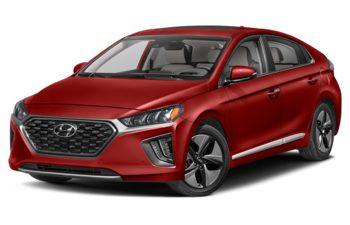 2021 Hyundai Ioniq Hybrid - Fiery Red