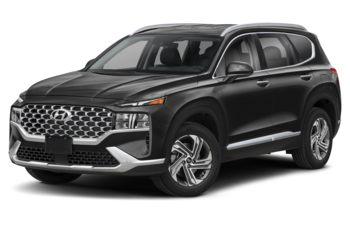 2021 Hyundai Santa Fe - Twilight Black