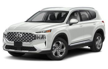 2021 Hyundai Santa Fe - Quartz White