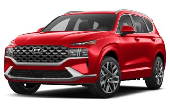 2021 Hyundai Santa Fe - Flame Red