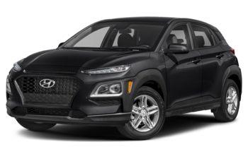 2021 Hyundai Kona - Phantom Black