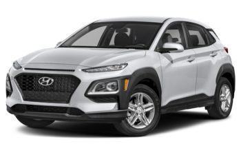 2021 Hyundai Kona - Chalk White