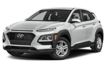 2021 Hyundai Kona - Atlas White