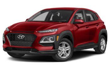 2021 Hyundai Kona - Pulse Red