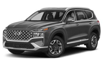 2021 Hyundai Santa Fe HEV - Space Black