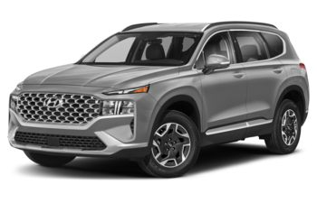 2021 Hyundai Santa Fe HEV - Lava Orange